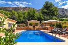Holiday home 2137399 for 6 persons in Jávea