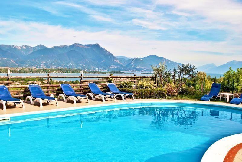 Ferienwohnung für 3 Personen ca. 35 m² i   Manerba del Garda