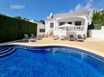 Villa 2144399 per 6 persone in Moraira