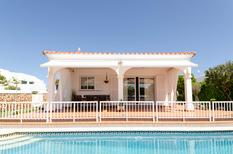 Holiday home 2146643 for 6 adults + 2 children in Arenal d'En Castell