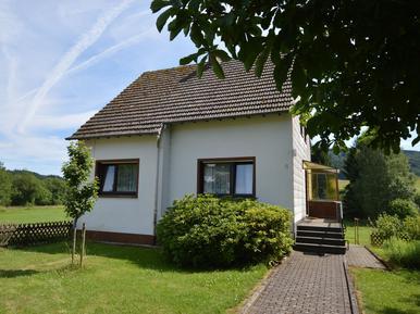 Gemütliches Ferienhaus : Region Eifel für 4 Personen