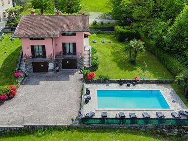 Gemütliches Ferienhaus : Region Colico für 6 Personen