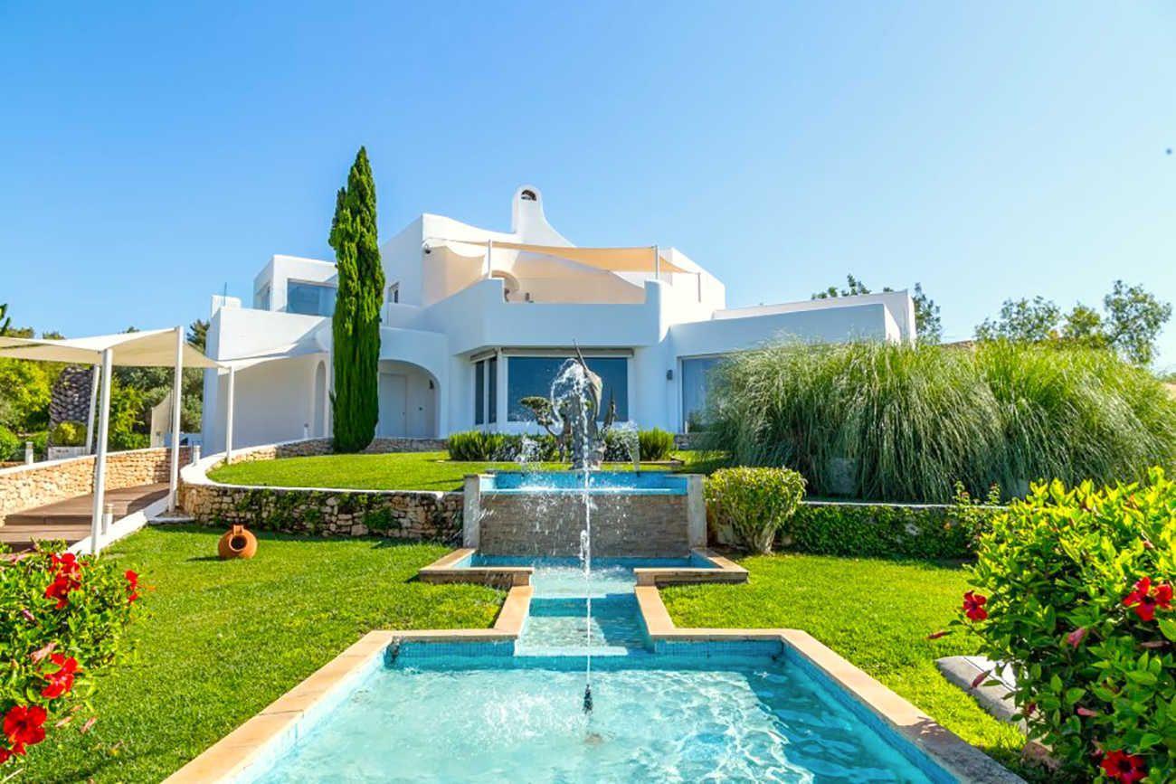 Ferienhaus mit Privatpool für 12 Personen ca 330 m² in Can Bessó Ibiza Südküste von Ibiza
