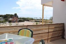 Mieszkanie wakacyjne 2156513 dla 3 dorosłych + 2 dzieci w Vandellòs i l'Hospitalet de l'Infant