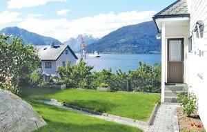 Gemütliches Ferienhaus : Region Sognefjord für 3 Personen