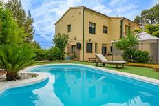 Appartement 2162186 voor 8 personen in Sant Cebrià de Vallalta