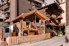 Holiday apartment 2170945 for 4 persons in Zermatt