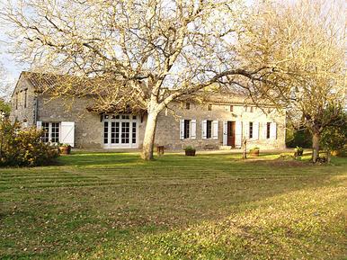 Gemütliches Ferienhaus : Region Aquitanien für 12 Personen