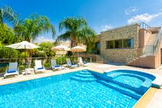 Holiday home 2189332 for 8 persons in Poli Crysochous
