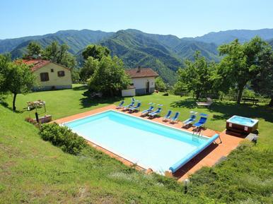 Für 5 Personen: Hübsches Apartment / Ferienwohnung in der Region Marradi