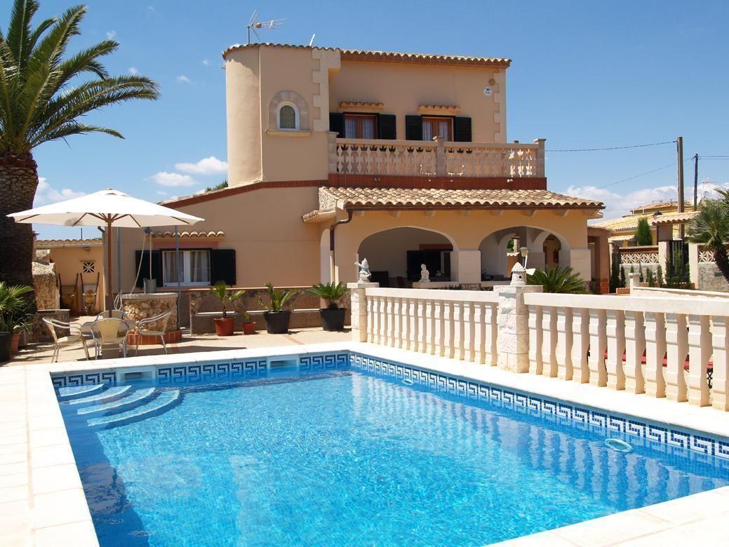 Ferienhaus mit Privatpool für 6 Personen ca 90 m² in Cala Santanyi Mallorca Südostküste von Mallorca