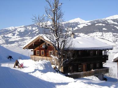 Gemütliches Ferienhaus : Region Salzburger Land für 10 Personen
