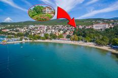 Holiday apartment 227777 for 4 persons in Crikvenica