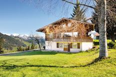 Holiday apartment 231820 for 7 persons in Zweisimmen