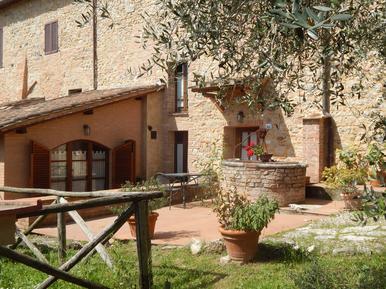 Für 2 Personen: Hübsches Apartment / Ferienwohnung in der Region Siena