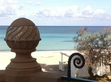 Ferienwohnung, Strand: 10 m