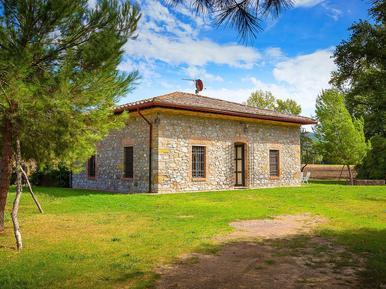 Gemütliches Ferienhaus : Region Montecatini Val di Cecina für 6 Personen