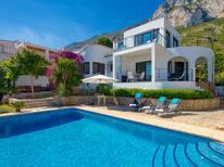 Casa de vacaciones 25670 para 6 personas en Dénia