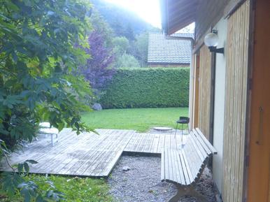 Gemütliches Ferienhaus : Region Französische Alpen für 8 Personen