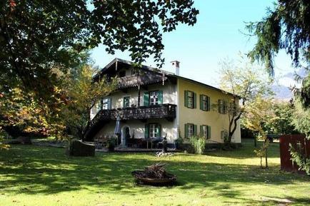 Gemütliches Ferienhaus : Region Tirol für 8 Personen