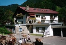 Ferienwohnung 257796 für 2 Erwachsene + 2 Kinder in Oberstdorf