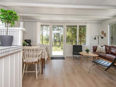 Gemütliches Ferienhaus : Region Romo für 4 Personen