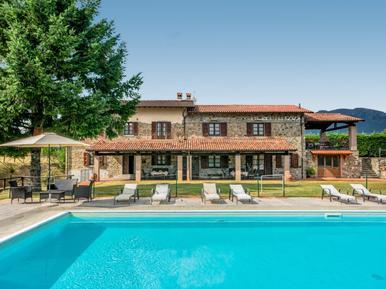 Gemütliches Ferienhaus : Region Toskana für 16 Personen