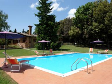 Gemütliches Ferienhaus : Region Gambassi Terme für 12 Personen