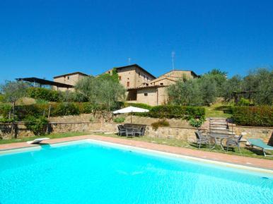 Für 5 Personen: Hübsches Apartment / Ferienwohnung in der Region Castellina Scalo