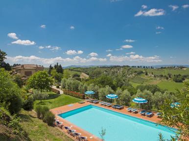 Für 6 Personen: Hübsches Apartment / Ferienwohnung in der Region Volterra