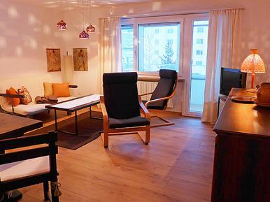 Für 2 Personen: Hübsches Apartment / Ferienwohnung in der Region Graubünden