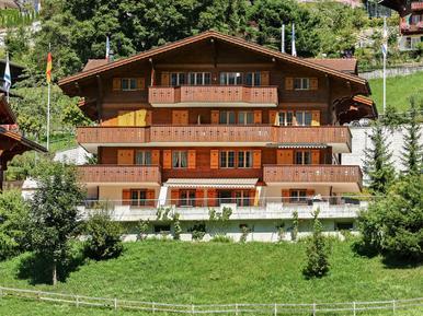 Für 8 Personen: Hübsches Apartment / Ferienwohnung in der Region Grindelwald