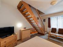 Appartement 262869 voor 6 personen in Jáchymov