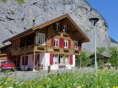 Für 2 Personen: Hübsches Apartment / Ferienwohnung in der Region Lauterbrunnen