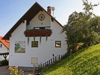 Rekreační byt 265351 pro 4 osoby v Reichelsheim