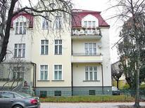 Mieszkanie wakacyjne 265728 dla 5 osób w Sopot