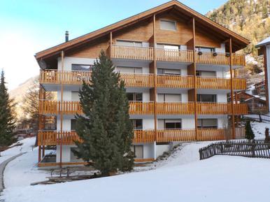 Für 3 Personen: Hübsches Apartment / Ferienwohnung in der Region Zermatt
