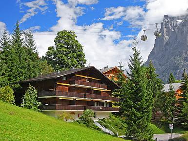 Für 3 Personen: Hübsches Apartment / Ferienwohnung in der Region Grindelwald