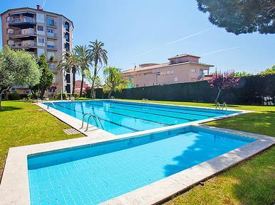 Für 4 Personen: Hübsches Apartment / Ferienwohnung in der Region Calella