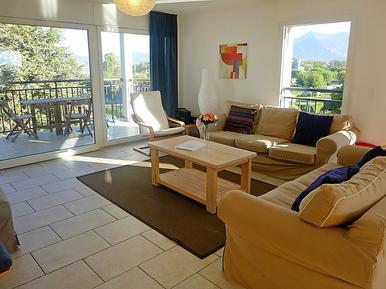 Für 8 Personen: Hübsches Apartment / Ferienwohnung in der Region Genfersee