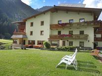 Rekreační byt 269127 pro 4 osoby v Köfels