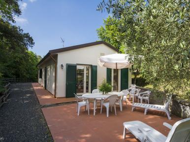 Gemütliches Ferienhaus : Region Nibbiaia für 7 Personen