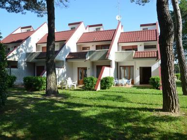 Ferienhaus, Strand: 500 m