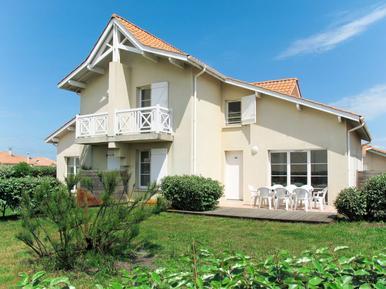 Für 6 Personen: Hübsches Apartment / Ferienwohnung in der Region Biscarrosse-Plage