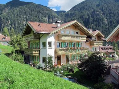 Für 6 Personen: Hübsches Apartment / Ferienwohnung in der Region Trentino