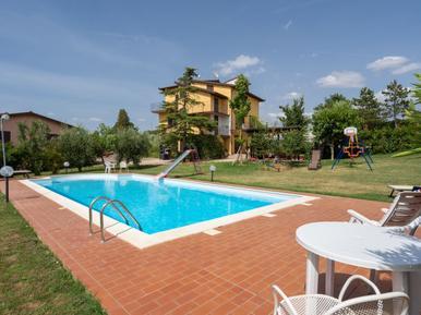 Gemütliches Ferienhaus : Region Foiano della Chiana für 9 Personen