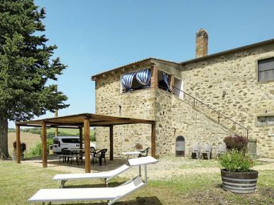 Gemütliches Ferienhaus : Region Montiano für 9 Personen
