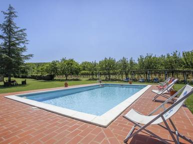 Für 6 Personen: Hübsches Apartment / Ferienwohnung in der Region Monteriggioni