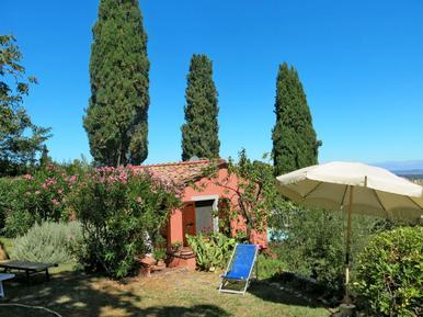 Gemütliches Ferienhaus : Region Orciatico für 3 Personen