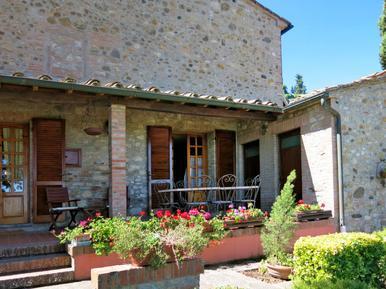Gemütliches Ferienhaus : Region Orciatico für 8 Personen